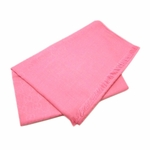 Gucci Dark Pink Silk/Wool Gucci Scarf 165903