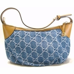 Gucci Denim Tinket Handbag 224093