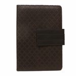 Gucci Diamante Brown Leather iPad and iPad 2 Case 269881