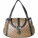 Gucci Duchessa Collection GG large Handbag
