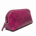 Gucci Fuchsia Cosmetics Bag 272366