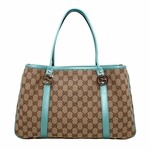 Gucci GG Twins Canvas Bag