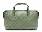 Gucci Green Boston Bag 264210