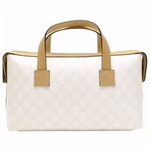 Gucci Ivory Plus Boston Bag 264210