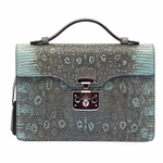 Gucci Lady Lock Baby Python Leather Small Top Handle Bag 331823