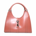 Gucci Leather Bardot Tote 265699