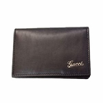 Gucci Leather Card Case 194902