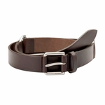 Gucci Men's Brown Leather Belt 268238