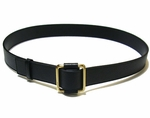 Gucci Mens Leather Belt 161715