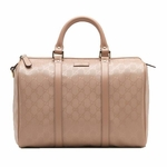 Gucci Pink Imprime Boston