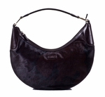 Gucci Pony Hair Leather Hobo 257297