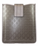 Gucci Purple Imprime iPad Case 256575