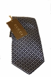 Gucci Purple Silk Tie 211380