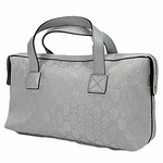 Gucci Silver Boston Bag 264216