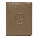 Gucci Soho Mauve Pink Patent Leather iPad and iPad 2 Case 263782