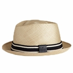 Gucci Straw Hat Web Fedora 282840