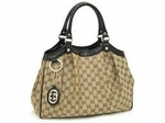 Gucci Sukey Tote Ebony Medium 211944