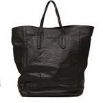 Gucci Textured Leather Large Unisex Tote Bag 308686 AP40N