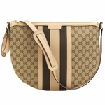 Gucci Vintage Web Messenger Bag 256926