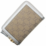 Gucci Wallet with Bamboo Toggle 224256