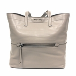 Miu Miu Gray Leather Tote Bag RR1820