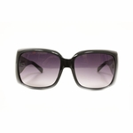Moschino Black Rhinestone Sunglasses MO56201