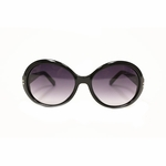 Moschino Black Smoke Sunglasses MO54301