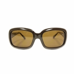 Moschino Square Coffee Sunglasses MO537