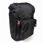Prada Backpack Nero Black Nylon and Leather VZ0062