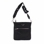 Prada Black Messenger Medium BT0716
