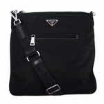 Prada Black Tessuto Crossbody Bag BT0715