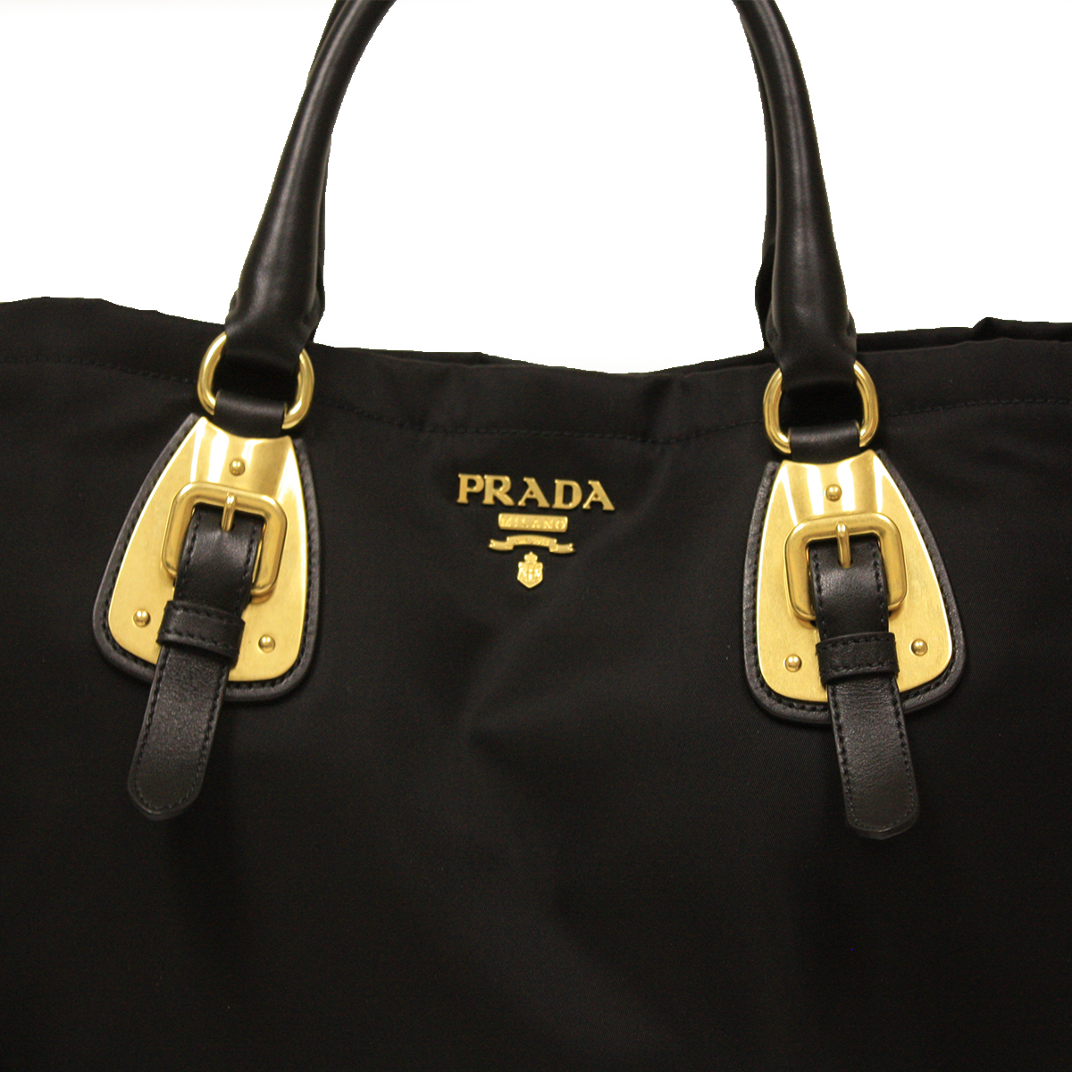 prada diaper bag gold hardware