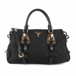 Prada BN1903 Leather Handbag