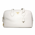 Prada Leather Shoulder Bag BL0862