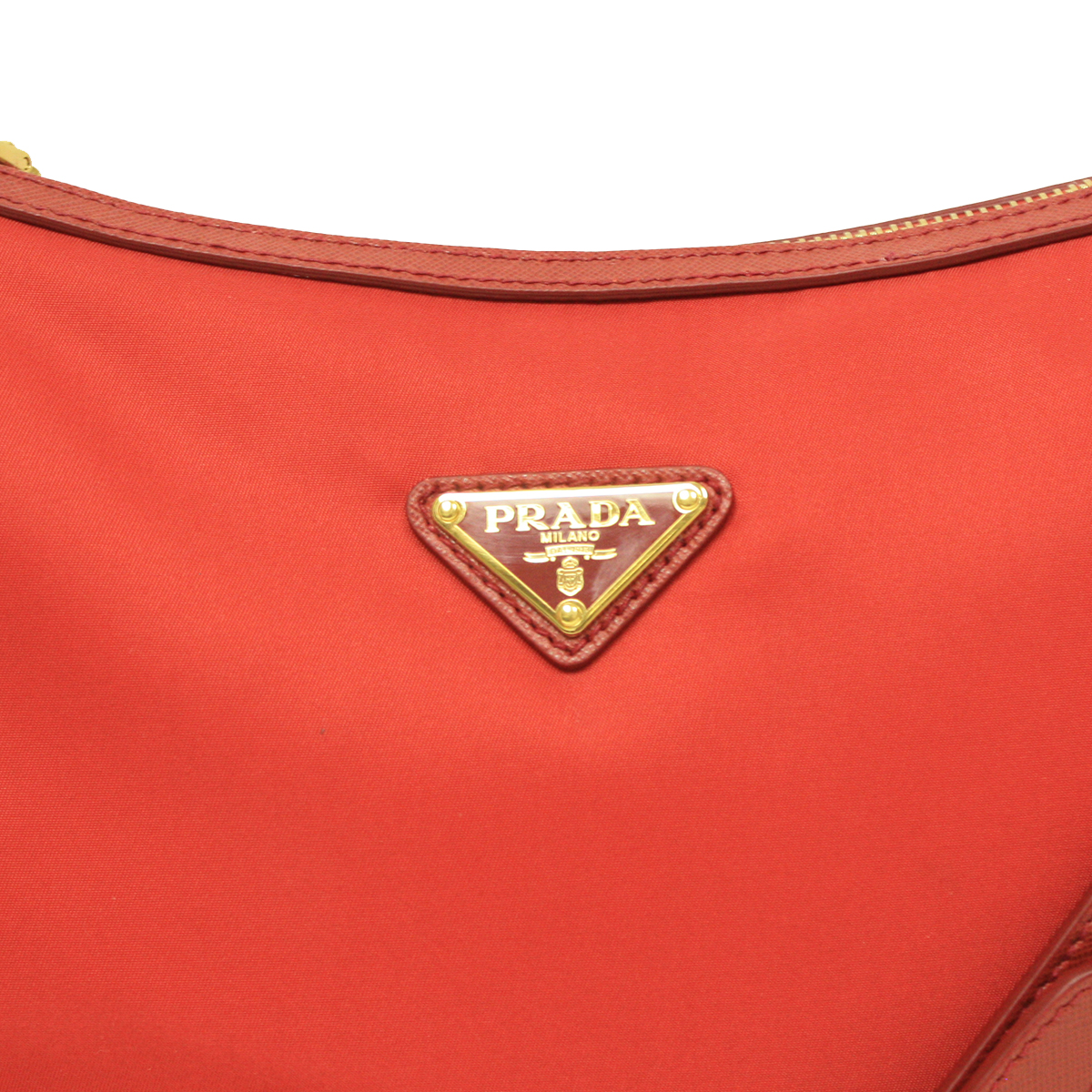red prada messenger bag