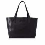 Prada Shopping Soft Calf Leather Tote Bag BR5109, Black