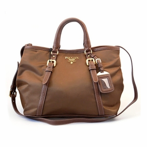 Prada Tessuto Bauletto Convertible Bag BN1841