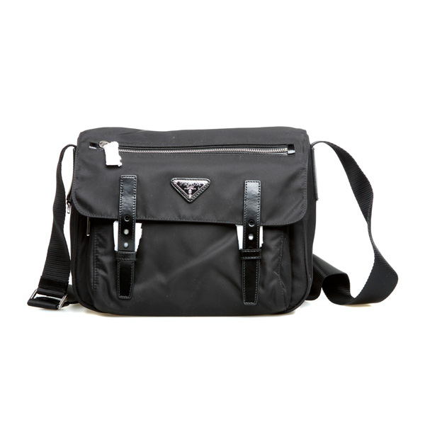 prada handbags discount - Prada Tessuto Messenger Bag - Designer Messengers - Queen Bee of ...