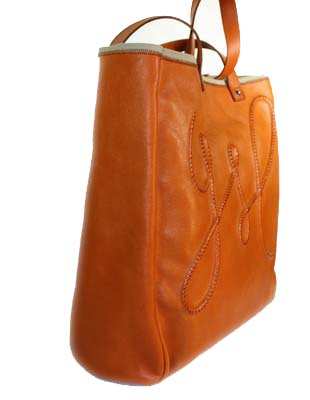 Yves Saint Laurent New Charms Leather Tote - Designer Bags - Queen ...