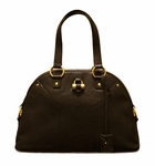 YSL Leather Muse 228840