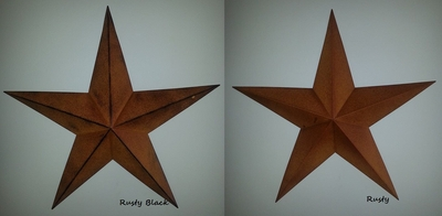 "24"" Country Barn Star"