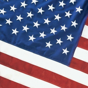 Best Cotton American Flags