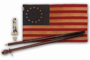 Heritage 13-Star Flag Kit  - Made in the U.S.A.