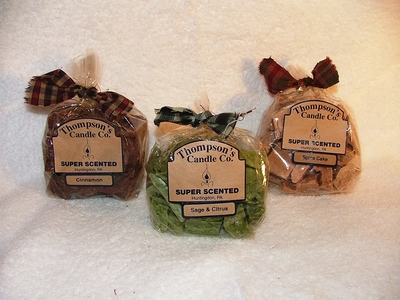 Super Scented Candle Chunks - Thompson's Candle Co.