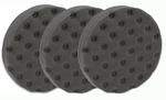 3 Pack - Gray Finishing CCS Smart Pads� DA 5.5 inch Foam Pads