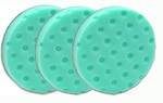 3 Pack -Green Polishing/Finishing CCS Smart Pads� DA 5.5 inch Foam Pads