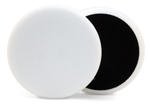 6.5 Inch Hybrid Power Finish White Pad (Single)