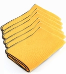 6 Pack Cobra Guzzler HD Waffle Weave Drying Towels, 16 x 24 inches