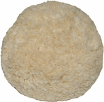 7.5 inch Sheepskin Final Polishing Pad