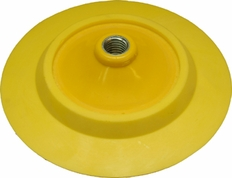 7'' Rotary Flexible Velcro  Backing Plate